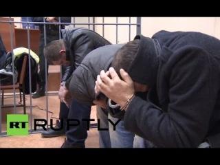 В Басманном суде рассматривают ходатайство об аресте подозреваемых по делу об убийстве Немцова