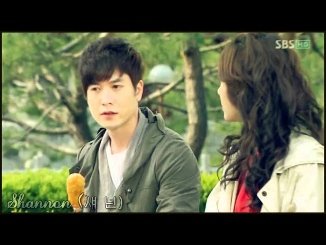 You only get one shot (Yi Kyung/Han Kang/Ji Hyun)