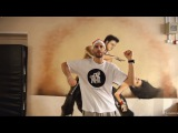 Хип-хоп танцы школа Урок 9 Smurf, Robocop, Monastery