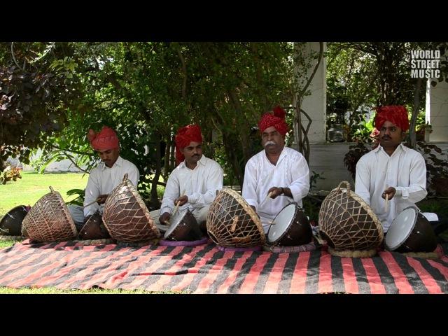 Amazing Indian Drummers, Pushkar (Rajasthan, India)