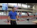 International military games 2015. Kettlebell sport. Dmitrii Turischev jerk 32 kg kb