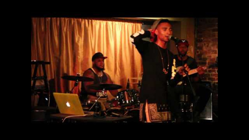 JL MANNING ENT. Presents DURAND BERNARR Live ATLANTA Re Lxuise 08212015