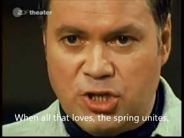 Beethoven An die Ferne Geliebte, op.98 (English subtitles)