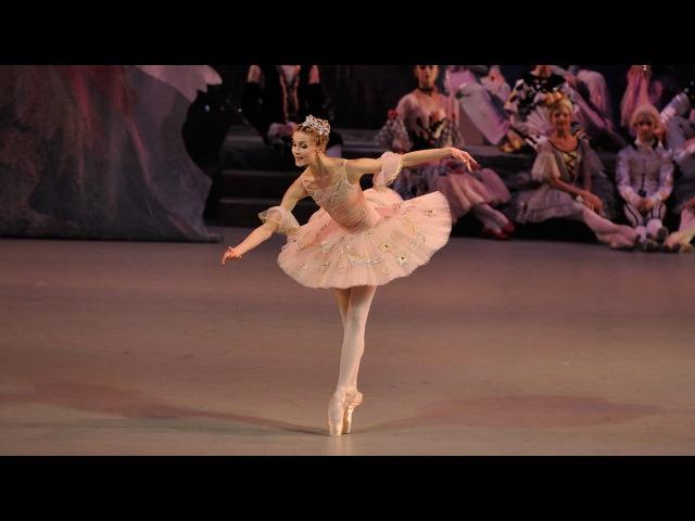 Балет Щелкунчик с Алиной Сомовой. Мариинский Театр