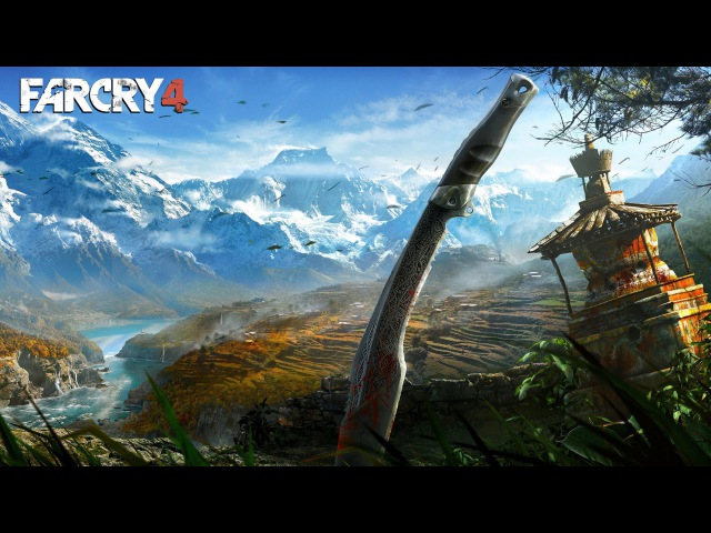 Far Cry 4 обзор от РокДжокера