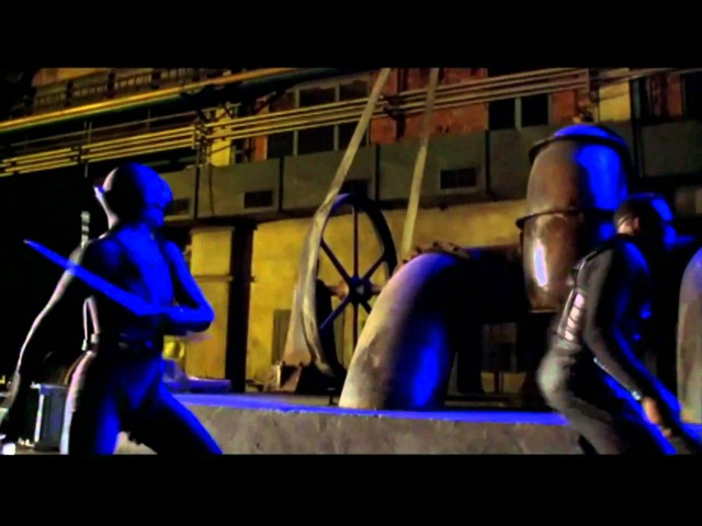 Blade 2 Intro Fight with Vampier Ninjas (UNRATED VERSION)
