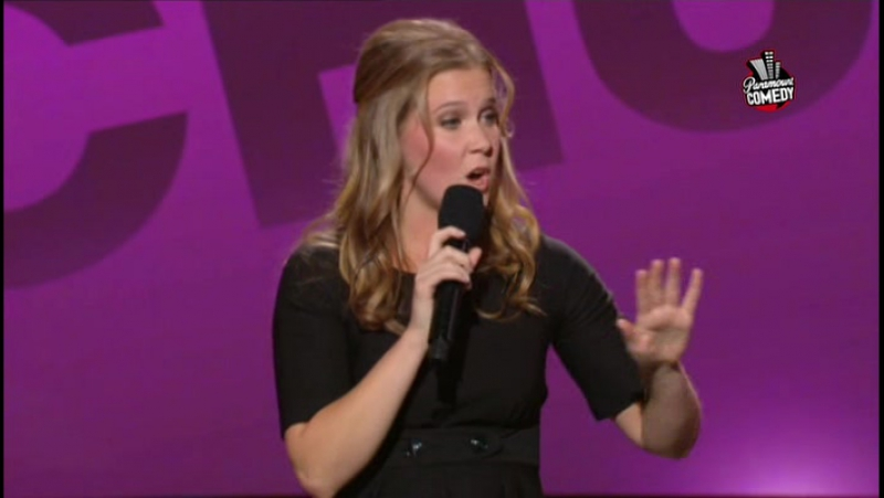 Amy Schumer. Стендап от Comedy Central / Comedy Central Presents (Русская озвучка!)