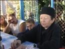 Встреча с афонским старцем,иеросхимонахом Рафаилом Берестовым!