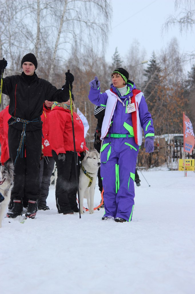 21 февраля 2015 года КУБОК РОССИИ (2 этап) по зимним дисциплинам кинологического спорта. г. Омск 1LOALmqnEKw