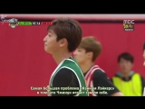 [RUS SUB] [720] 150220 Idol Star Athletics Championships 2015 2 часть (1/3)