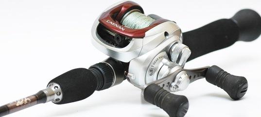 Катушка мультипликатор SHIMANO CAENAN 100 (RH) - Рыболовный магазин FoxFishing двух вариантах