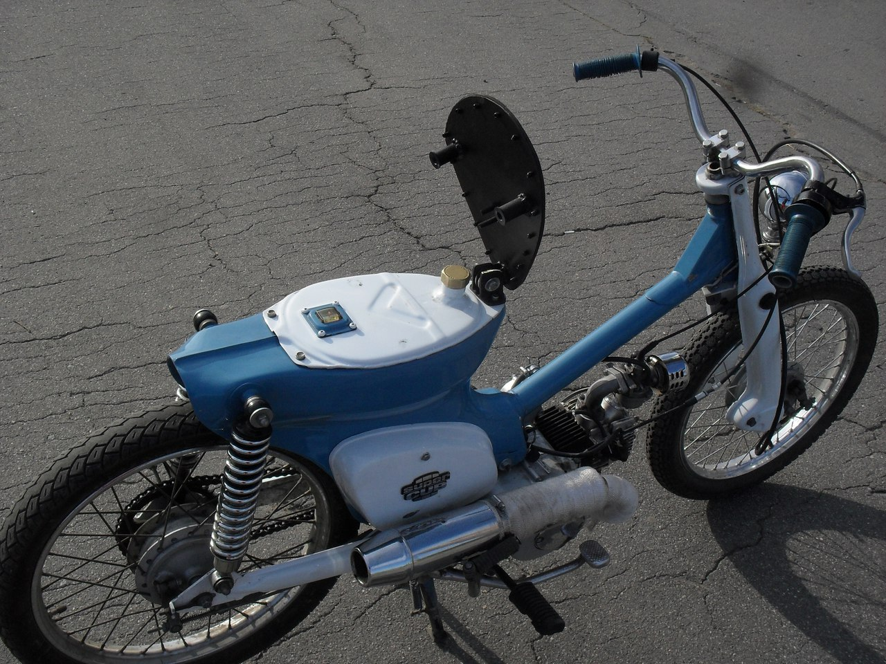 Honda Super cub Custom