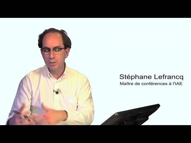 1 Principes fondamentaux de la comptabilité