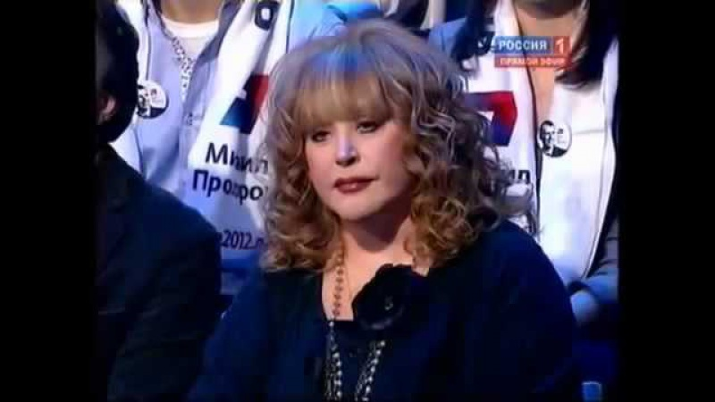 Жириновский опустил Аллу Пугачёву! ЖЕСТЬ :) 2012 год)