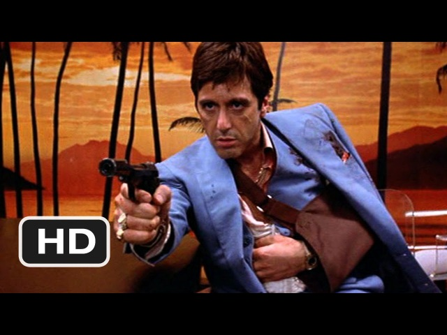 Scarface (1983) - Every Dog Has His Day Scene (48) | Movieclips
