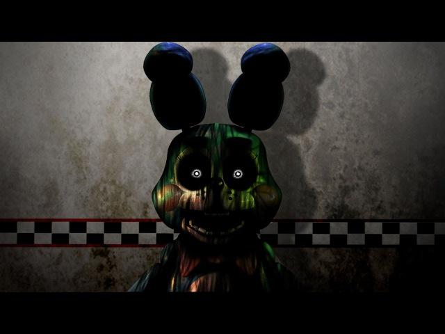 [SFM FNAF] Why Isn't Phantom Bonnie in Five Nights at Freddy's 3 ?
