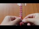 Как плести фенечки / Как плести косым плетением