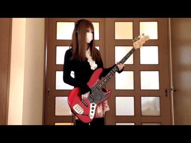 [はるちん]ロストワンの号哭のベース弾いてみた-Bass Cover[Haruchin]【HD】