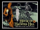 House on Haunted Hill (1959) Horror, Starring Vincent Price