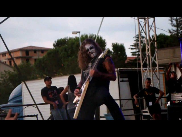 MARDUK - Imago Mortis (Live - HD - Agglutination 2013 - Italy)