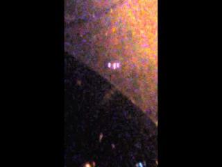 UFO sighting in Laredo TX 2014