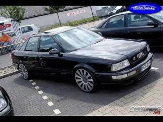 Тюнинг Ауди-80 Б3, Б4 Tuning Audi-80 B3, B4