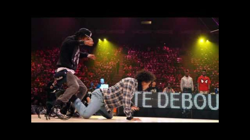 Les Twins vs Lil'O Tyger B Juste Debout 2011 Semi-Final | YAK FILMS
