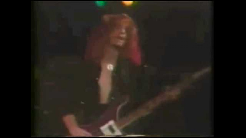 Cliff Burton's Bass solo with trauma