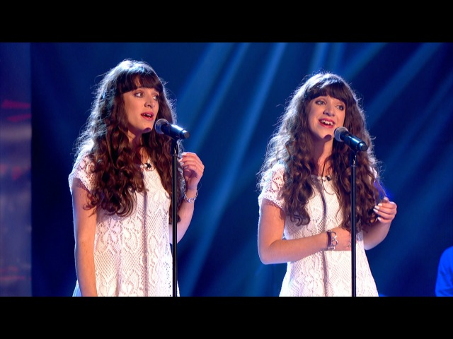 Classical Reflection perform Nella Fantasia - The Voice UK 2015 Blind Auditions 2 - BBC One