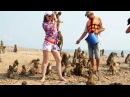 Селфи с обезьяной Паттайя Таиланд остров обезьян