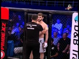 Сергей «Железный» Король VS Рамзан «Хан» Алгериев
