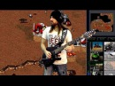 Command Conquer Tiberian Dawn Act On Instinct Hard Rock Guitar Cover by ProgMuz