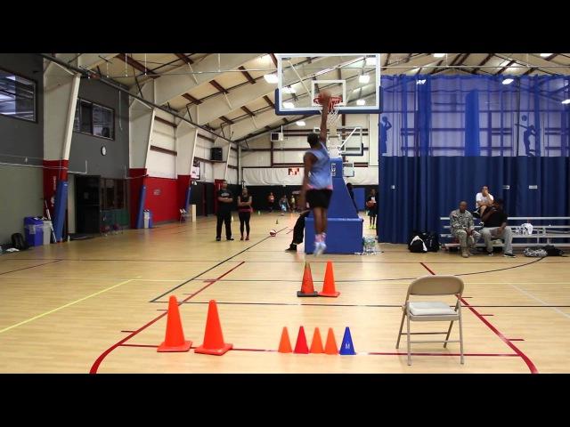 God Shammgod Mark Jingles Caesar Next Level Basketball Camp 2013