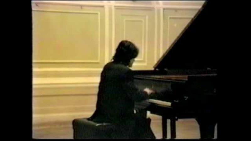 Alexei Sultanov Liszt Mephisto Waltz 1, St.Petersburg 1989