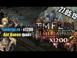 tmFlin - Lineage 2 - (Ant Queen - fight на Emerial.ru)~[27.05.15]