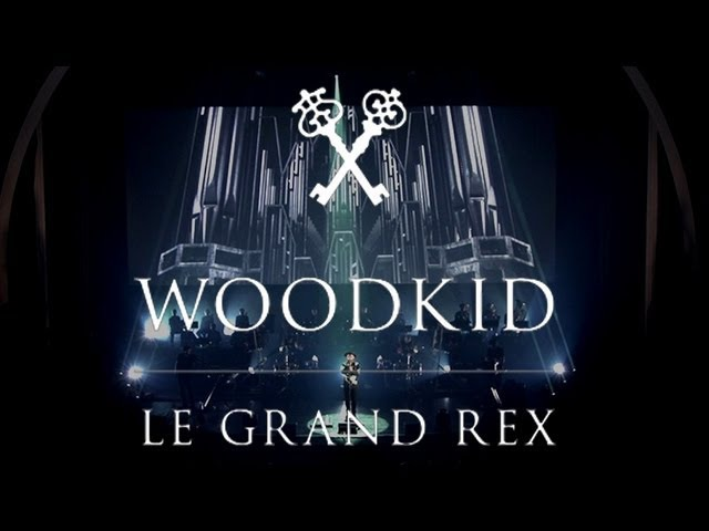 Woodkid - Baltimore's Fireflies Stabat Mater (Live @ Le Grand Rex)