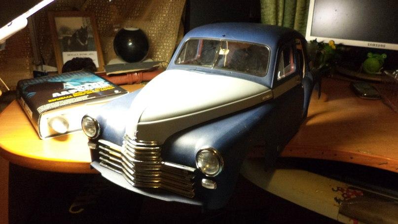 ГАЗ М20 Победа - Идеи Тюнинга и Доработки