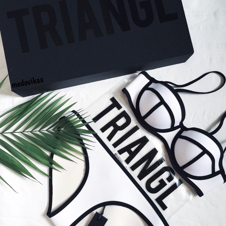 купальник triangl модно