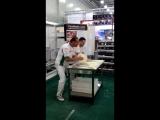 3х кратный чемпион мира по пицца-акробатике Данило Пагано