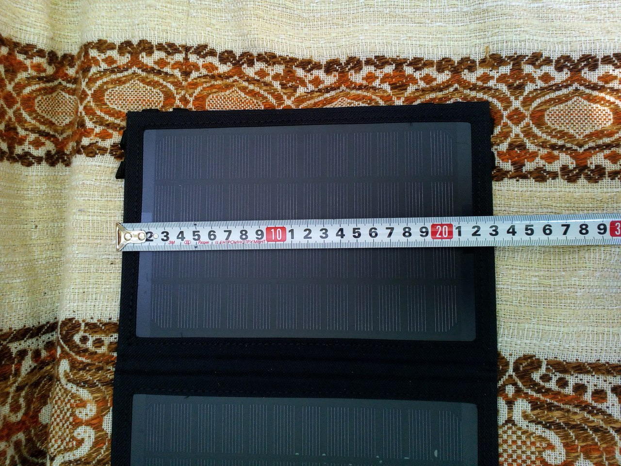 TVC-Mall: Солнечная зарядка - 14 Ватт/ 5V / 2.4A