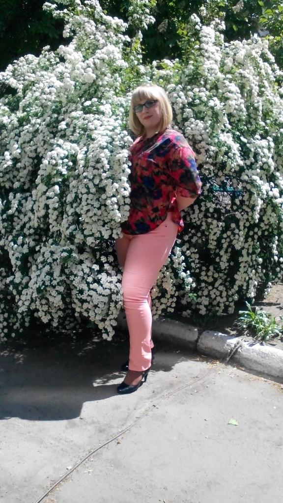 Анна Война, Первомайск - фото №14