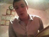 Илья читает Василия Тёркина. Очень хорошо читает, молодец!
