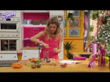 Angie e le ricette di Violetta - Ep 1 [ENG]