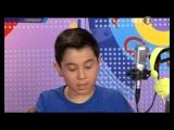 Назмиева Мелина в телевизионном конкурсе Сулпылар, детский сад №40, г. Уфа