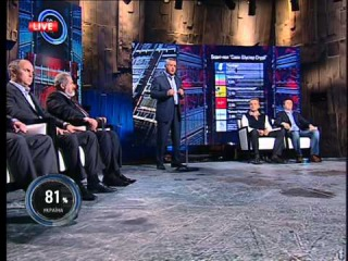 Анатолий Гриценко кандидат в народные депутаты Украины