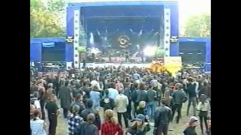 Черный Обелиск-Байк шоу 1996.Анатолий Крупнов