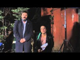 Yeşim Ceren Bozoglu ve Süleyman Atanısev Bayram Mesajı