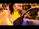 Brazilian Girl Asks Driver To Slap Her Big Ass