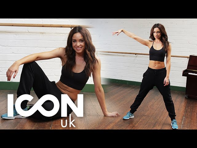 Hip Hop Dance Workout | Danielle Peazer