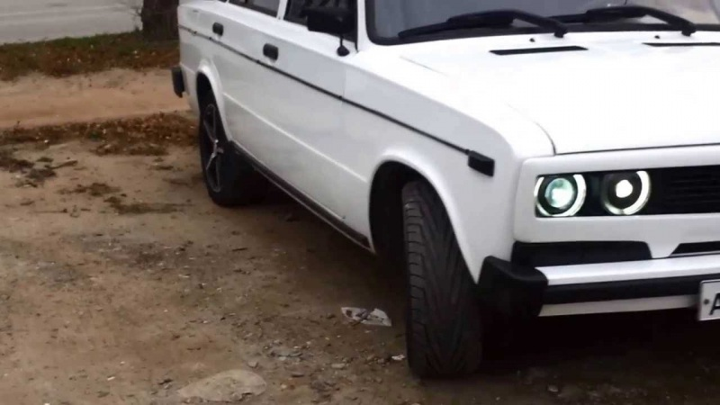 Тюнинг авто видео ваз 2106